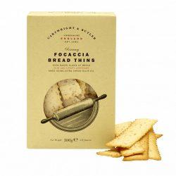 C&B Focaccia Bread Thins
