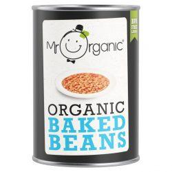 Mr Org Baked Beans