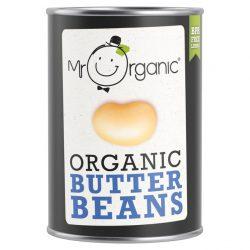 Mr Org Butter Beans