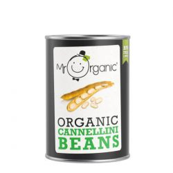 Mr Org Cannellini Beans