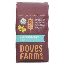 Doves Buckwheat Flour 1kg