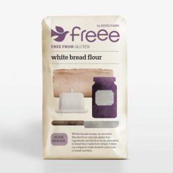 Doves White GF Bread Flour1kg