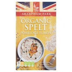 Sharpham Spelt Porridge Flakes 500g