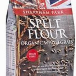 Sharpham Wholegrain Flour 1kg