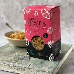 Janes Grains Naked Mix Granola