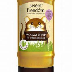 Sweet Freedom Vanilla Syrup