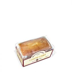 Pattesons GF Lemon Cake