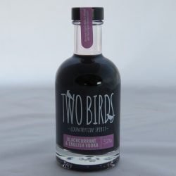 Blackcurrant &  English Vodka 20cl
