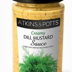 A&P Dill mustard sauce