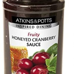 A&P Honeyed Cranberry sauce