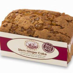 Riverbank Stem Ginger Cake