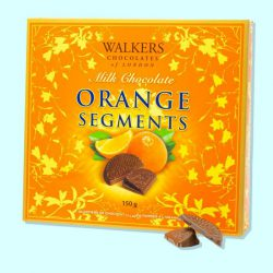 XM choc orange segments