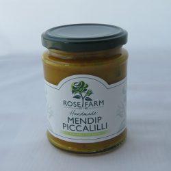 Mendip piccalilli