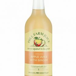 HF Apple Juice With Ginger