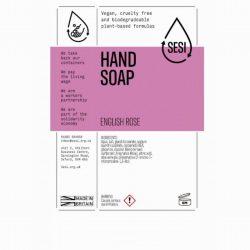 English Rose Hand  Wash