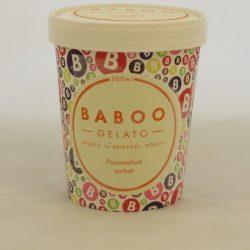 Baboo Sorbet Passionfruit 500ml