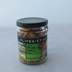 Jar Spiced Chilli Nuts