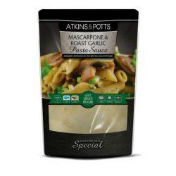 A&P Mascarpone & Garlic Pasta Sauce 350g