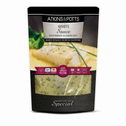 A&P Whte sauce & pars Finish Sce