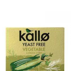 Kallo Veg Yeast Free Stock Cubes