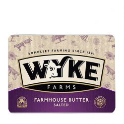 Wyke Farms SALTED BUTTER 250G
