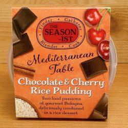 DSS Seasonists Choc & Cherry Rice Pudding