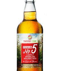 No 5 Sparkling Cider