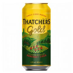 Thatchers Gold Cider