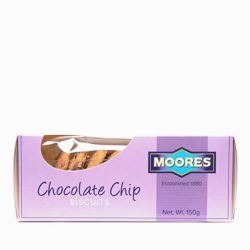MB Chocolate Chip Biscuits 150g