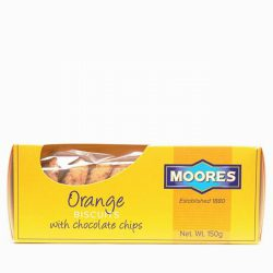 MB Orange Choc Chip Biscuits 150g