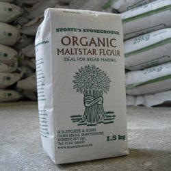 Organic maltstar flour