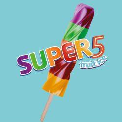NFK Super 5 Fruit Ice Lolly