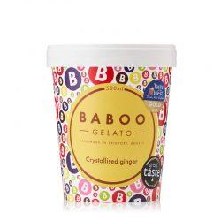 Baboo Gelato Ginger 500ml
