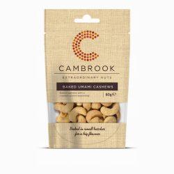 Baked Umami Cashews