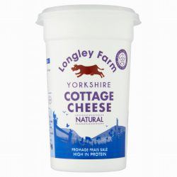 Longley Cottage Cheese 250G