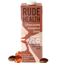 Rude Health GF SF Choc Hazelnut Drink