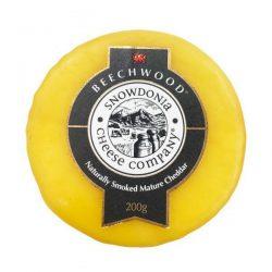 Snowdonia Beechwood Truckle 200g