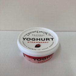 Strawberry Yogurt 160g
