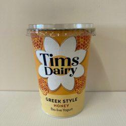 TD Greek Style Yogurt with Honey 450g