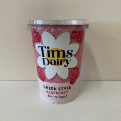 TD Greek Style Raspberry Yogurt 450g