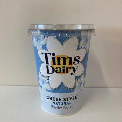 TD Greek Style Natural Yogurt 500g