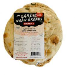 Garlic Naan Breads
