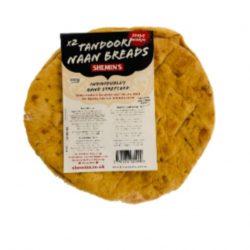 Tandoori Naan Breads
