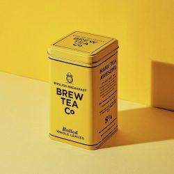 Brew Tea Caddy English Breakfast