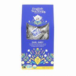Earl Grey Pyramid Tea Bag
