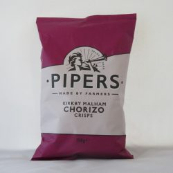 Pipers Crisps Chorizo 150g