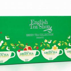 Tea Shop Organic Green Tea Collection