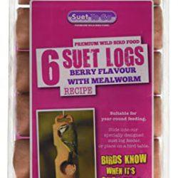 Suet Logs Berry