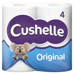 Cushelle White Loo Paper