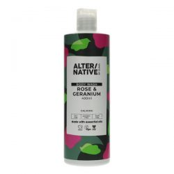Alternative Body Wash Rose 400ml